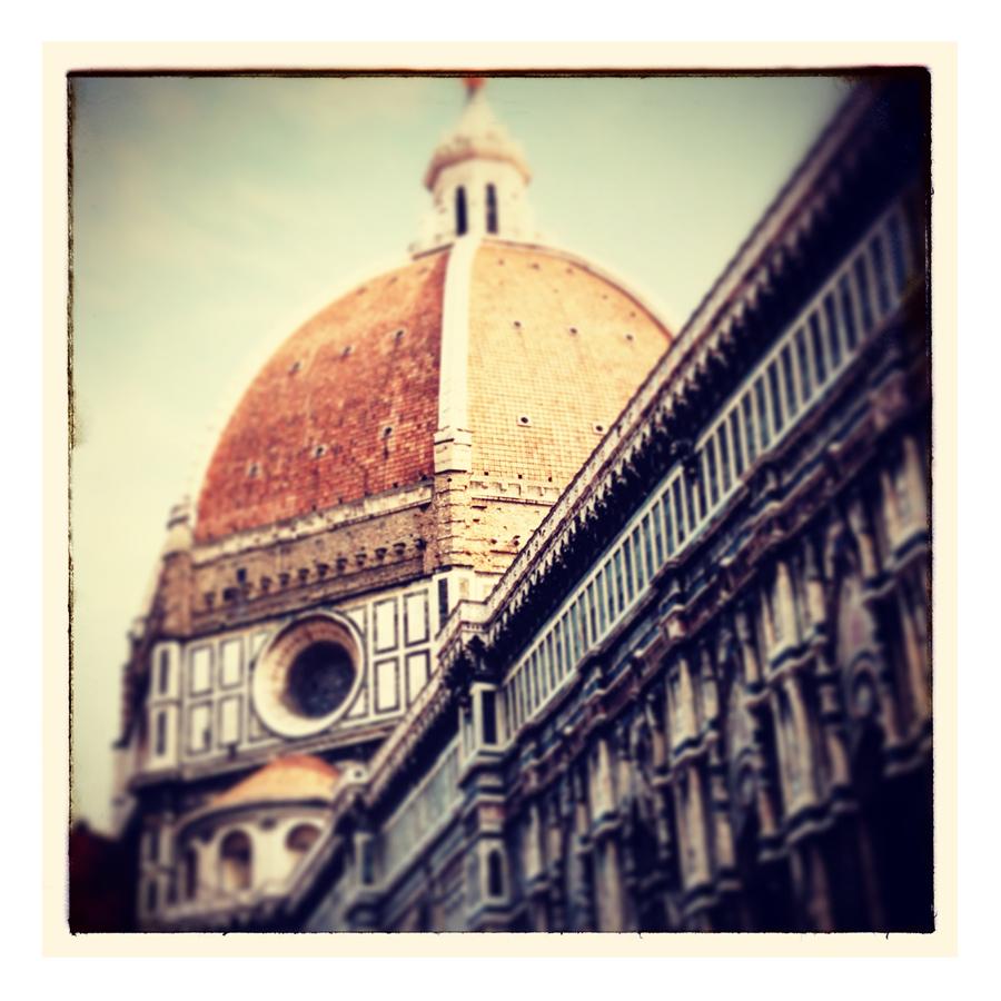 Architektur Dom Florenz