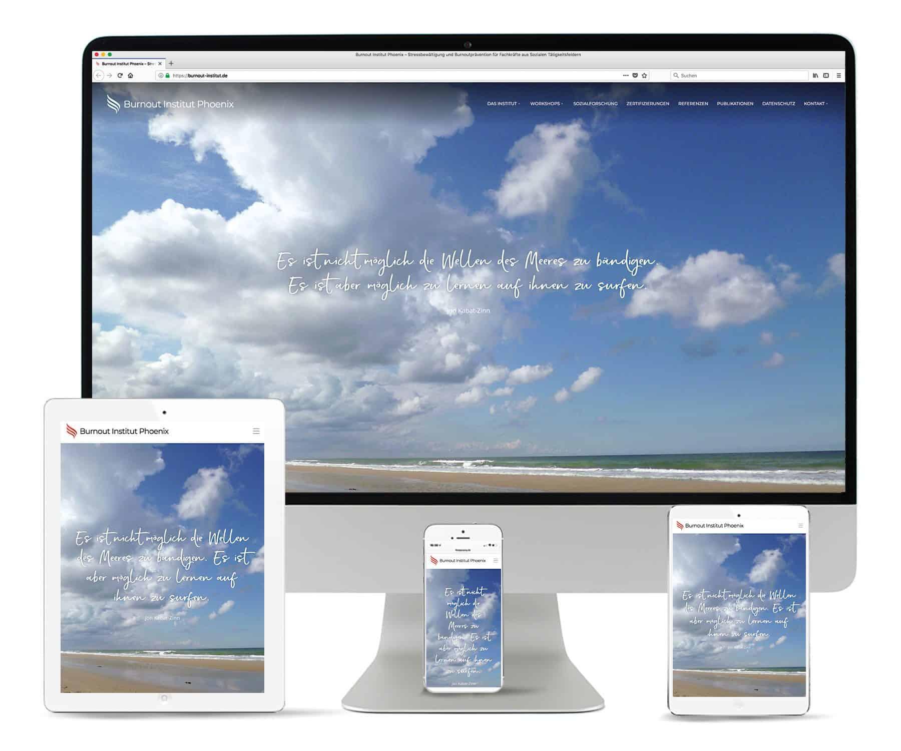 La Deutsche Vita Webseitengestaltung Programmierung Internetseite