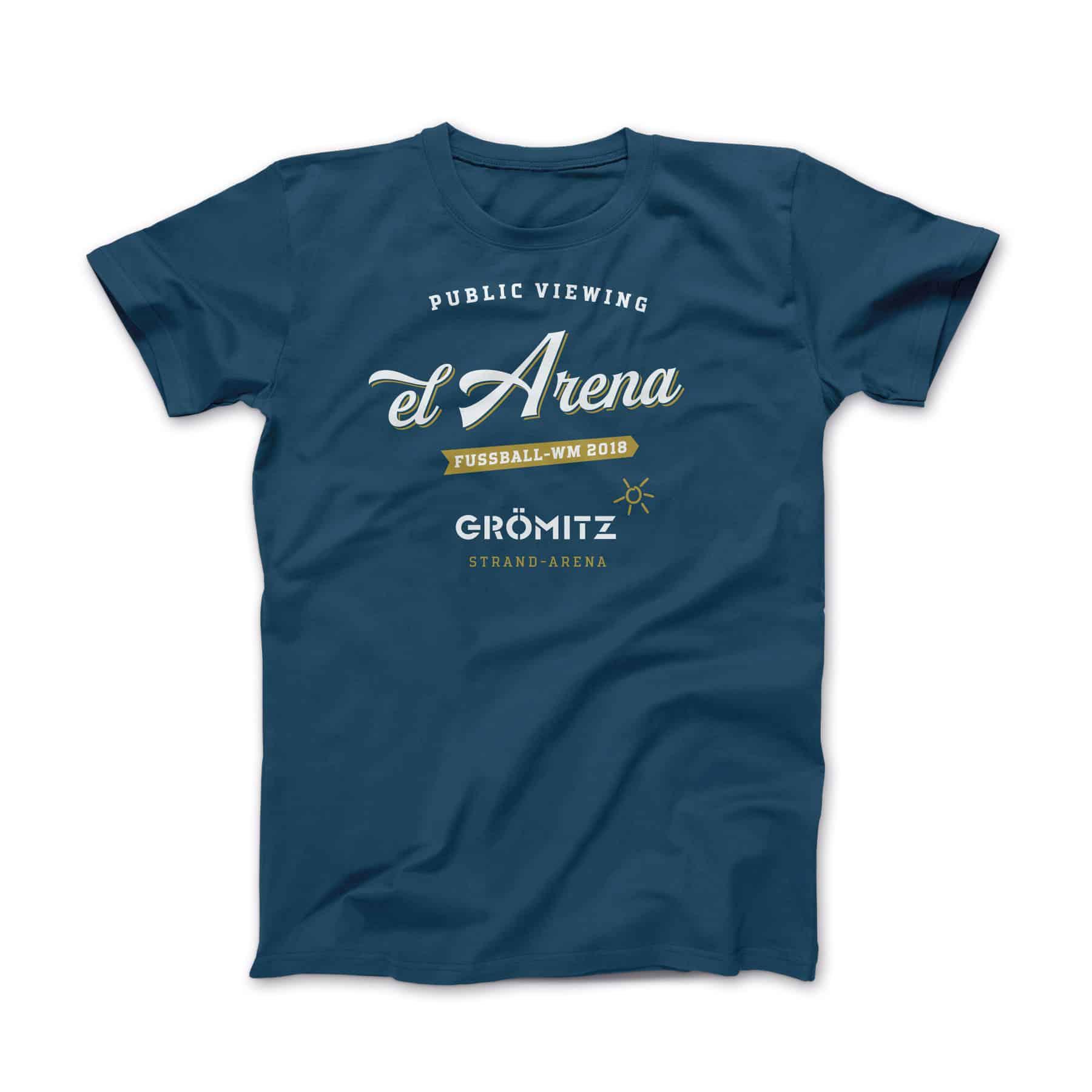 """La Deutsche Vita - T-Shirt """"el Arena"""""""