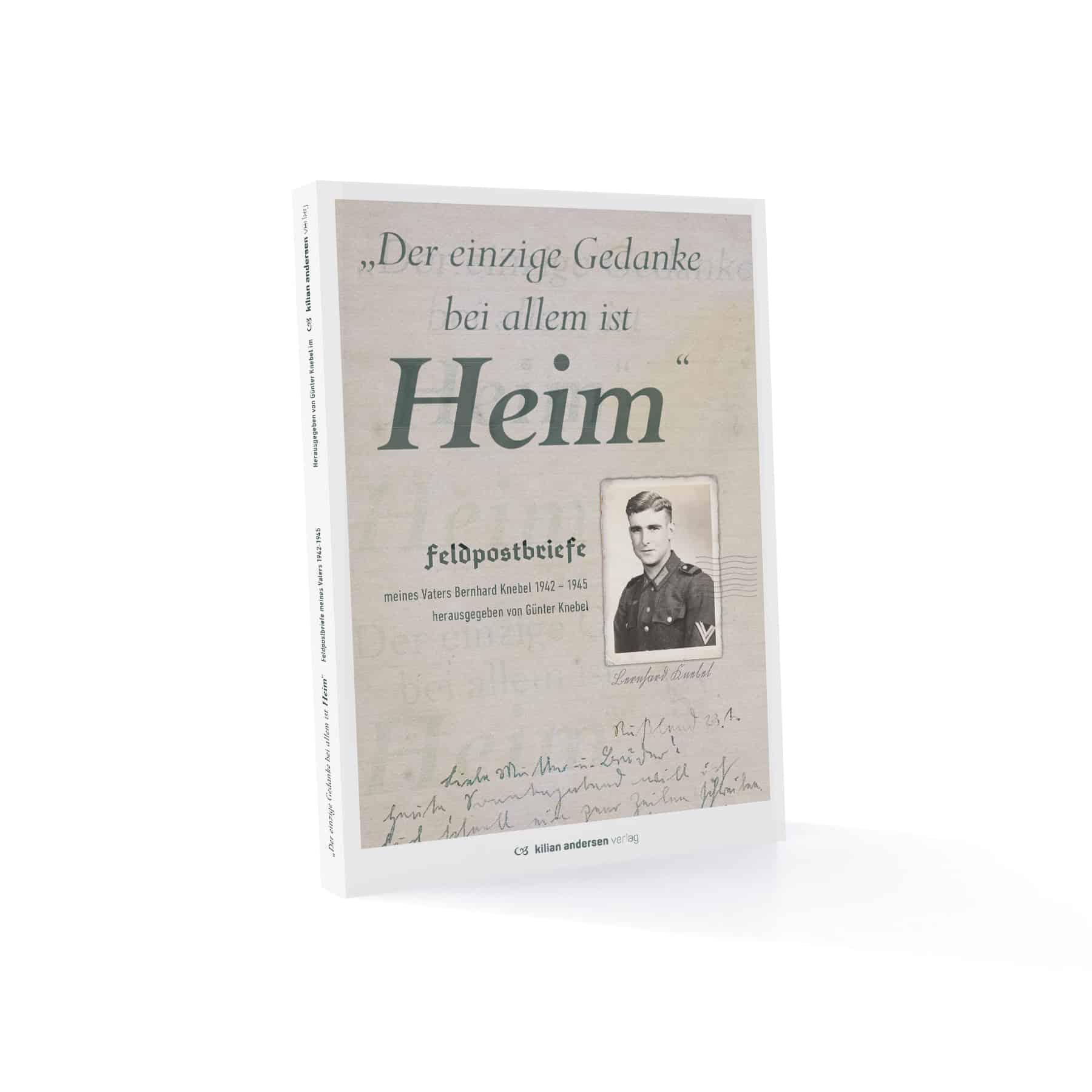 La Deutsche Vita - Drucksachen Softcover Buch Feldpost
