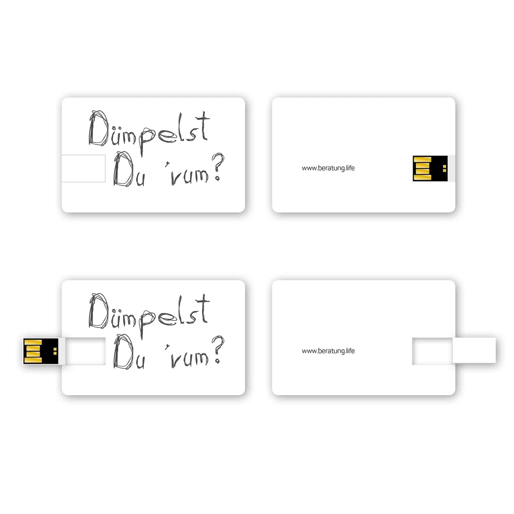 La Deutsche Vita - Drucksachen USB-Stick